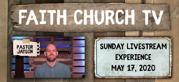 Getting a mission mindset. Faith Church – May 17th